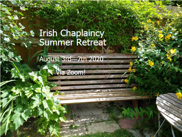 Summer Retreat ~ Irish Chaplaincy
