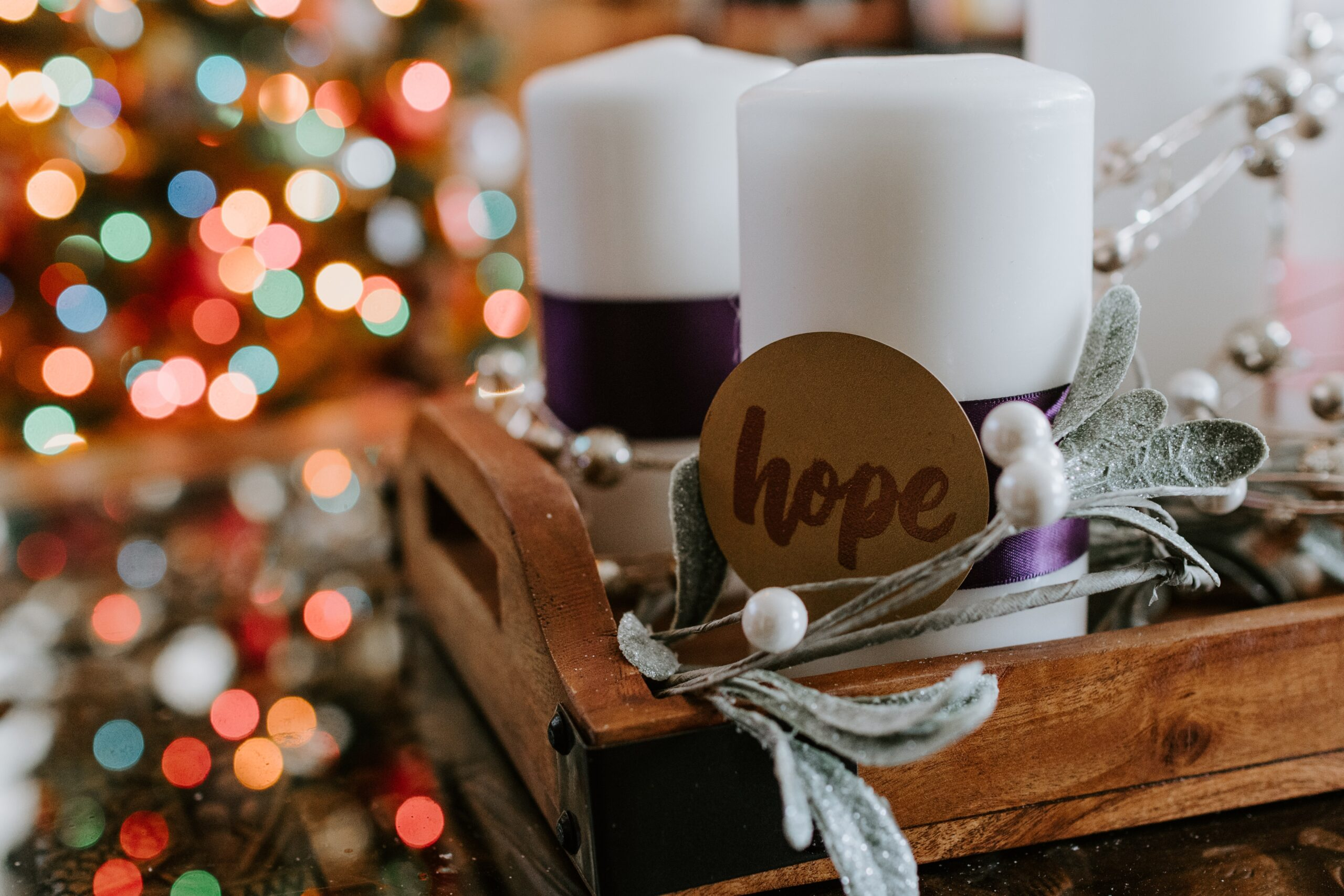Christmas and the coming of our hope